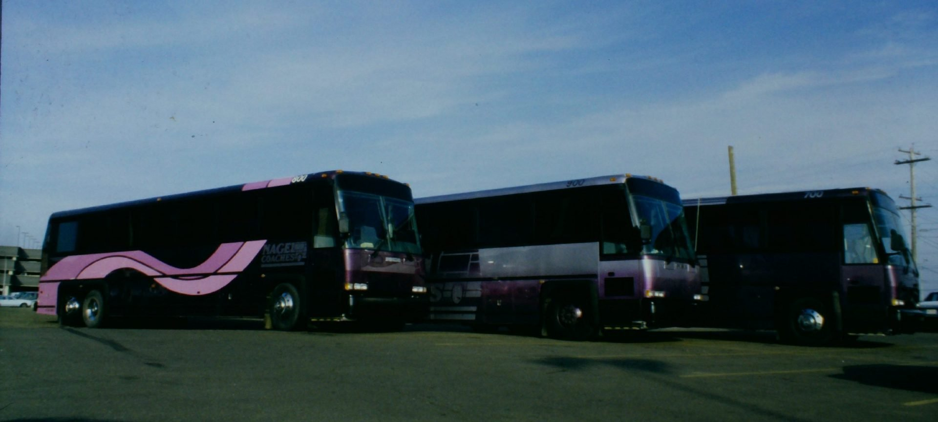 3 Nagel Coaches MCI