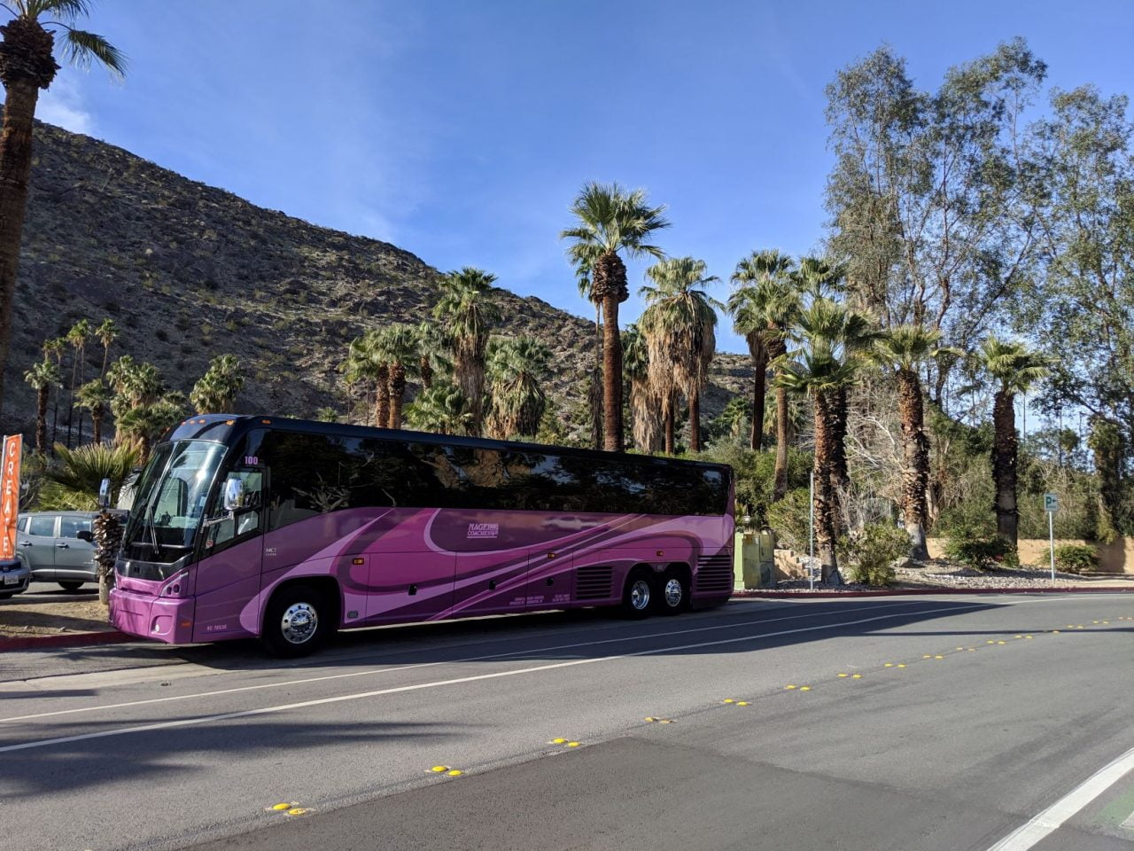 Nagel Coach in Palm Springs California